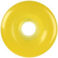 71mm x 44mm 80A Wheel Trans Yellow