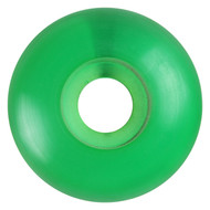 Blank Wheel - 50mm Green Gel (Set of 4)