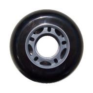 Inline Wheel - Grey/Black 70mm 82A 5-Spoke