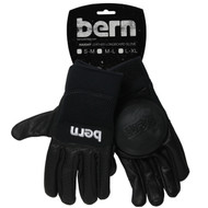 Bern Slide Gloves Leather Haight Black S/M