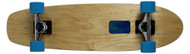 "Rolling Tray Cruiser Complete 7.75"" x 30"" Natural/Blue"