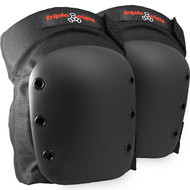 Triple 8 Knee Pads Street Black Large