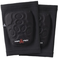 Triple 8 Knee Pads Covert Black Large