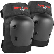 Triple 8 Elbow Pads Street Black Large