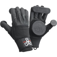 Triple 8 Slide Gloves Longboard Black L/XL
