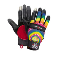 Triple 8 Slide Gloves Downhill Tie Dye L/XL