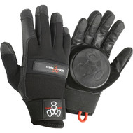 Triple 8 Slide Gloves Downhill Black L/XL