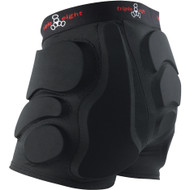 Triple 8 Girdle Roller Derby Bumsaver Black Medium