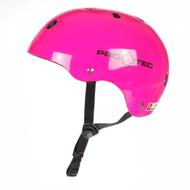 Pro Tec Classic Skate Gloss Punk Pink L