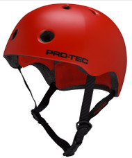 Pro Tec Street Lite CPSC Satin Blood Orange L