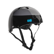 661 Youth Dirt Lid Helmet Black Certified S/M