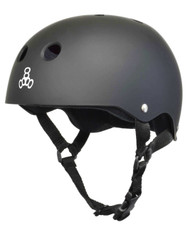 Triple 8 Helmet Sweatsaver Mike Vallely Get Used To It M