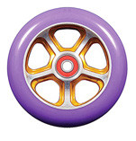 Madd Gear - Forged Wheel 110mm Gold/Purple