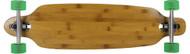 Moose Longboard 36 Bamboo Bottom Drop Thru / Pathfinder Green