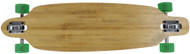 Moose Longboard 36 Bamboo Top Drop Thru / Bigfoot Pathfinder Green