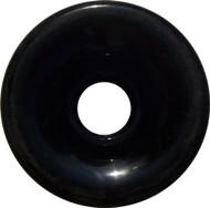 Longboard Wheel - 70mm 78a Offset Black