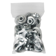 Luggage Bearing 11.7mm x 6.0mm 20-Pack (Fits 20mm Width Wheels)