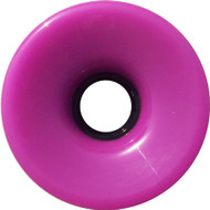 Longboard Wheel - 70mm 78a Offset Solid Purple