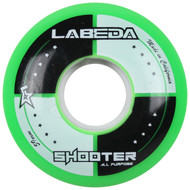 Labeda Hockey Wheel Shooter All Purpose Green 59mm