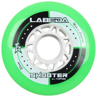 Labeda Hockey Wheel Shooter All Purpose Green 80mm