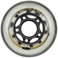 Labeda Fitness Wheel Lazer 82A Clear 72mm