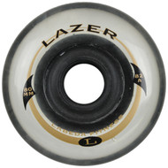 Labeda Fitness Wheel Lazer 82A Clear 80mm