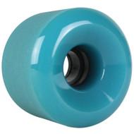 64mm x 52mm 78A Blue USA Wheel