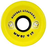Bigfoot Wheel - 70mm 81a Stalkers Yellow
