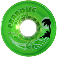Bigfoot Wheel - 65mm 78a Islanders Green