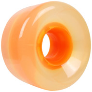 62mm x 33mm 84a Translucent Peach USA Wheel
