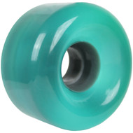 64mm x 35mm 83a Translucent Teal USA Wheel