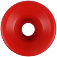 Quad Skate Wheel House Red 57mm x 32mm 99a