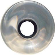 Longboard Wheel - 70mm 78a Offset Clear