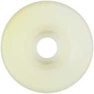 Quad Skate Wheel House White Yellowed 58mm x 32mm 99a