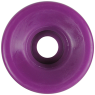 Quad Skate Wheel House Purple 57mm x 32mm 97a