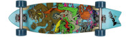 "Bustin Boards Cruiser Kulture Kat 8.8"" x 32.5"" Caliber / Arbor"