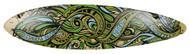 """Bustin Boards Longboard Deck Okoto Pinner 9.25"""" x 38"""" Skateboard"""