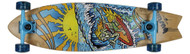 "Bustin Boards Cruiser Surfy Surfy 8.8"" x 32.5"" Tensor / Kryptonics"