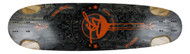 "Bustin Boards Cruiser Deck Cigar 31 9"" x 31"" Skateboard"