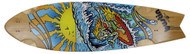 "Bustin Boards Cruiser Deck Surfy Surfy 8.8"" x 32.5"" Skateboard"