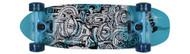 "Bustin Boards Cruiser Modela Tribe 7.6"" x 26.3"" Tensor / Kryptonics"