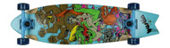 "Bustin Boards Cruiser Kulture Kat 8.8"" x 32.5"" Tensor / Kryptonics"