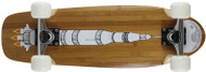 "Paradise Booster Bamboo Cruiser 8"" x 26.75"""