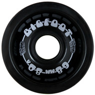 Bigfoot Wheel - 68mm 80a Boardwalks Black