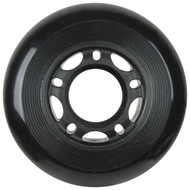 Inline Wheel 68mm x 24mm Black