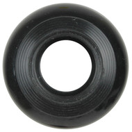 Inline Wheel 48mm x 24mm Black