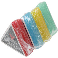 Triple Slick Curb Wax 4 Pack Assorted Scents
