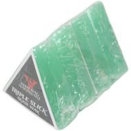 Triple Slick Curb Wax Apple - Green 4 Pack