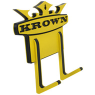 Krown Complete Skateboard Wall Mount Rack