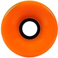 Longboard Wheel - 76mm 78a Offset Solid Orange